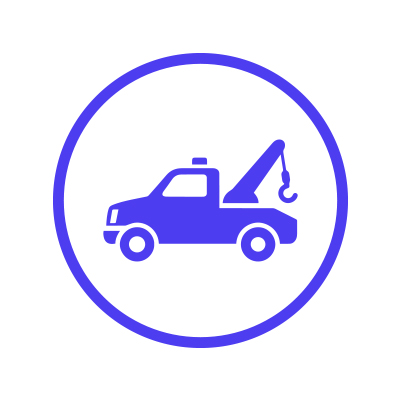 TOWING BREAKDOWN